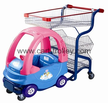childs supermarket trolley