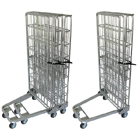 Roll Container Trolley