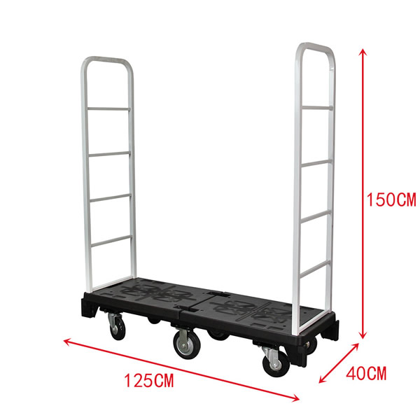 U boat cart trolley & Platform Trucks